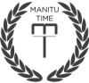 Manitu Time Logotipo vertical