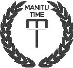 Manitu Time, S.L. logotipo en vertical